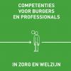 Competenties voor burgers en professionals - Rapport
